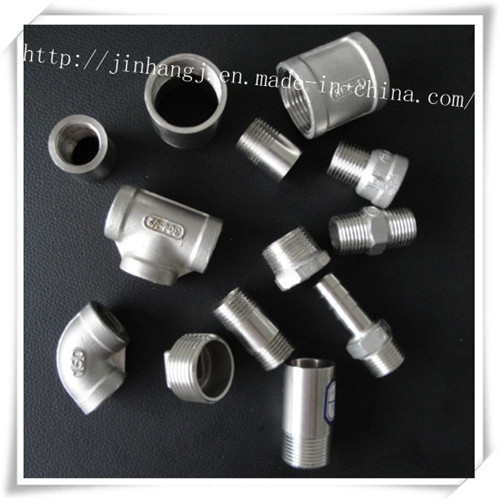 Stainless Steel Wire Port Male Connector