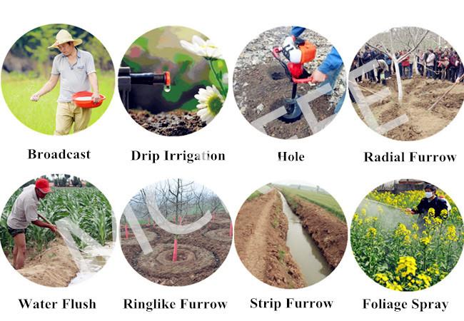 100% Water Soluble NPK 20-20-20 Te Foliar Fertilizer