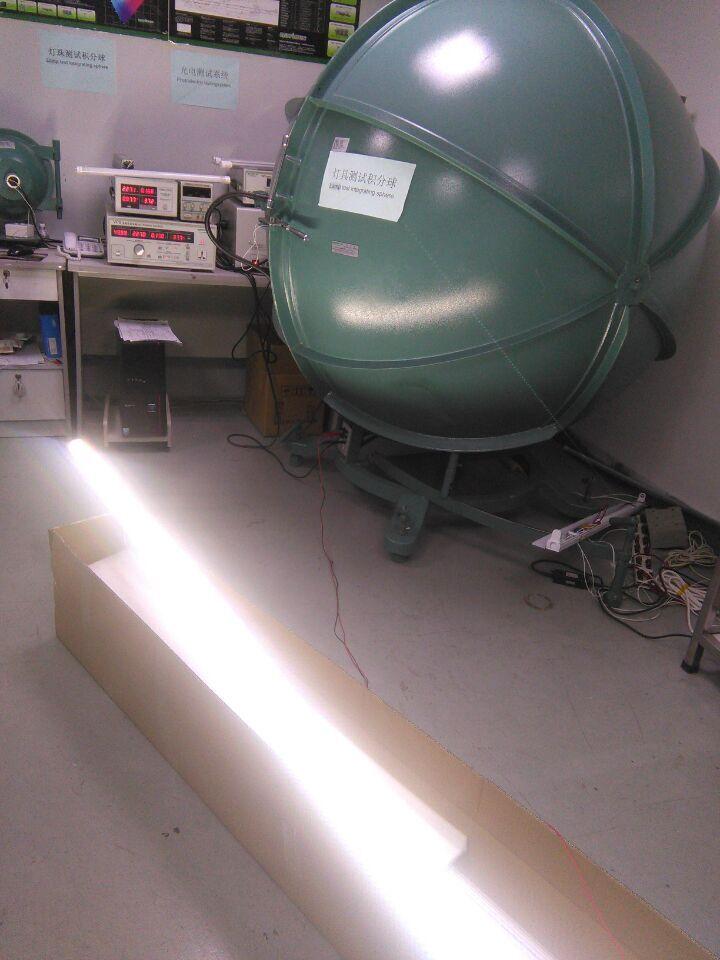High Efficiency Radar IR Sensor T8 LED Tube Light 18W Commercial Lighting