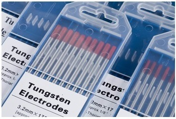 Welding Electrodes & Ceriated Tungsten Electrode - Wc20