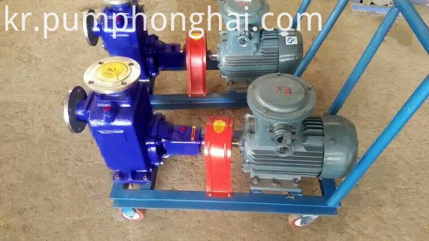 2900rpm Centrifugal Sea Water Pumps