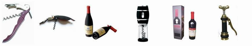 Chinese Supplier of Wine Accessory Gift Set Bottle Stopper