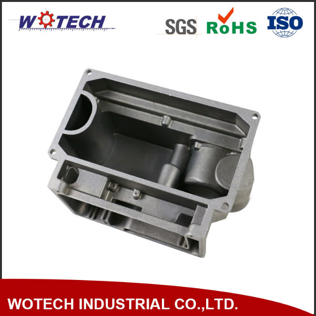 Alu Casting of Wotech OEM Parts