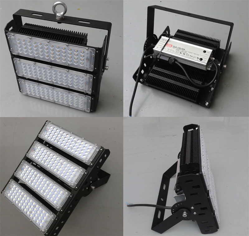 Outdoor 100W 150W 200W 300W 400W LED Flood Light with UL SAA Ce