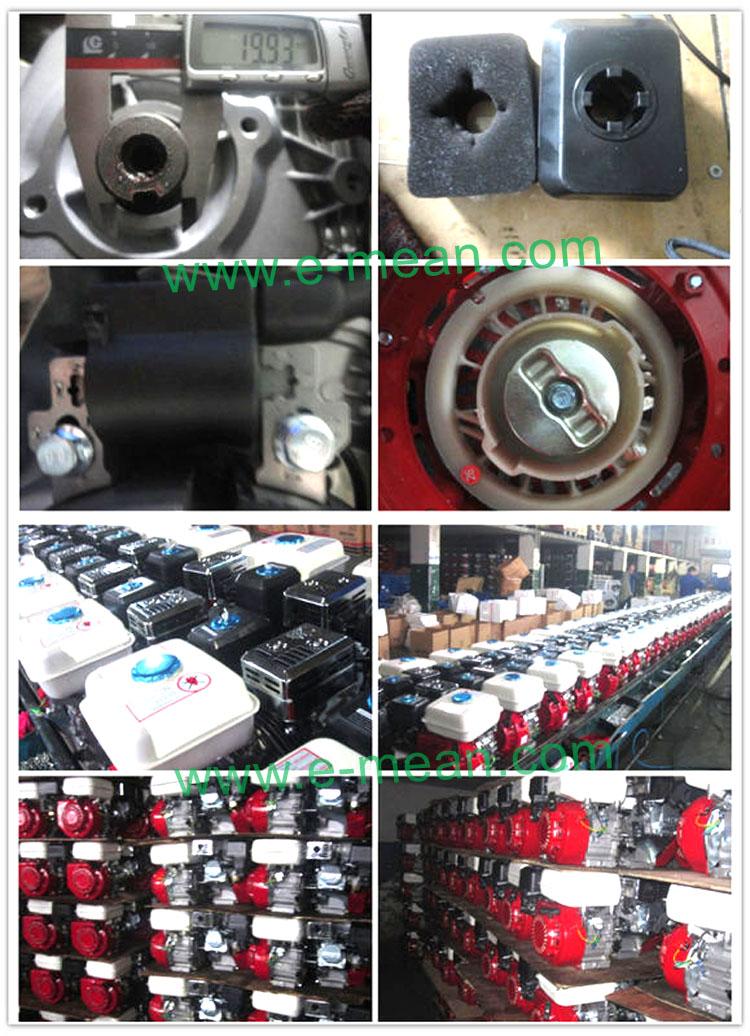 4 Stoke Portable Grinding Equipment Gasoline for Honda Engine Gx160