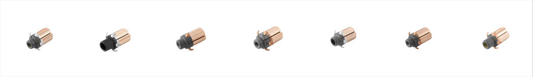 Promotion 5p Commutator with High Performance for Car Motors