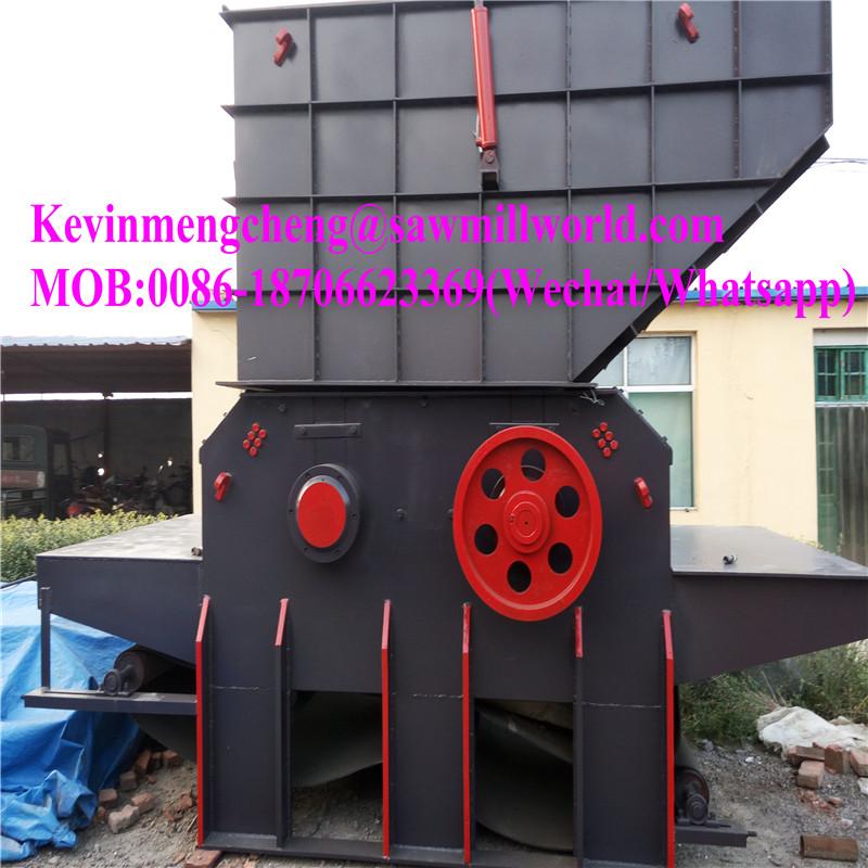 Mobile Stump Shredder Diesel Engine Wood Chipper Machine Price