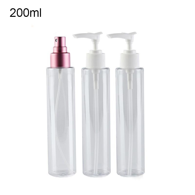 Smart Cap / Cosmetic Plastic Bottle Packaging/ Pet Bottle (PB08)