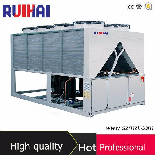 Industrial Air Open Type Screw Refrigeration Chiller