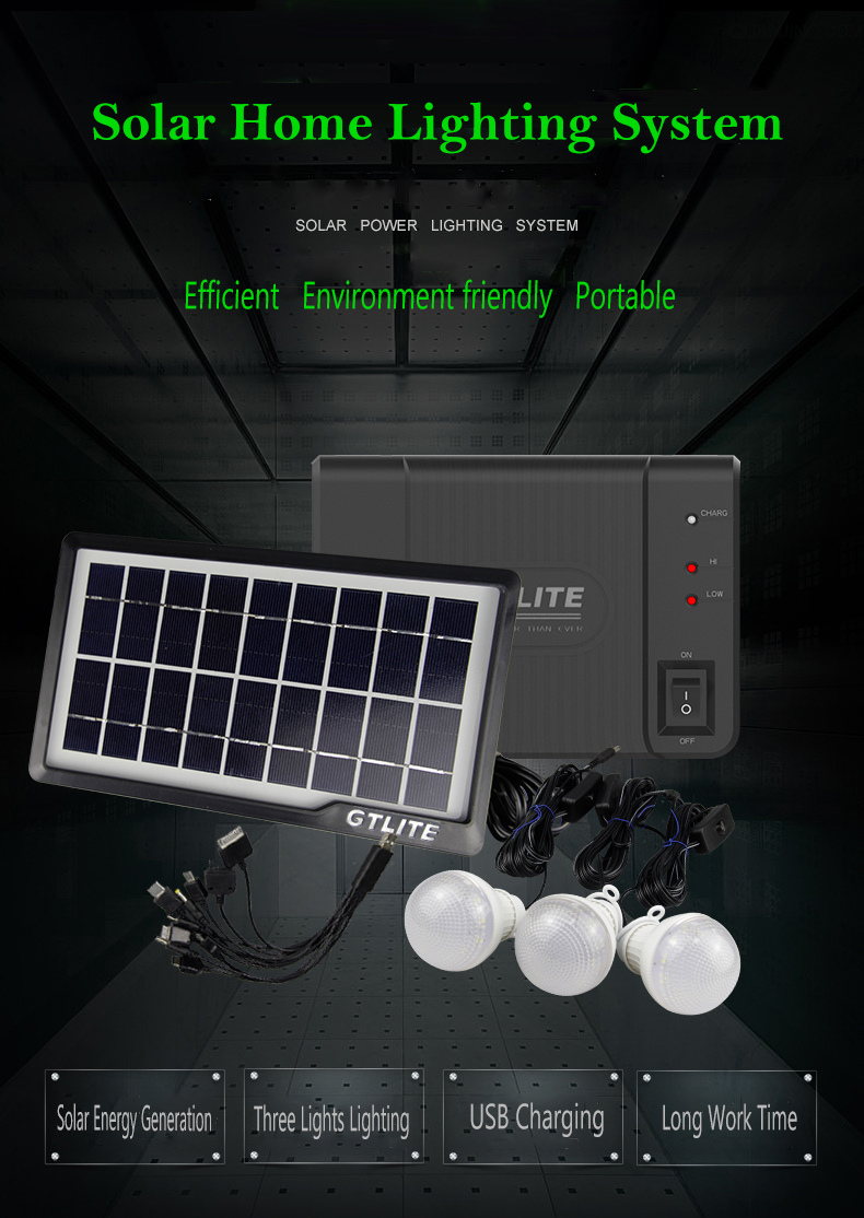 Energy Saving Solar Products for Home Lighting