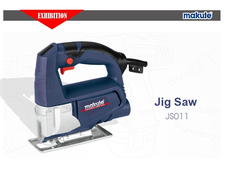 Professional High Quality 55mm Portable Woodworking Jig Saw (JS011)