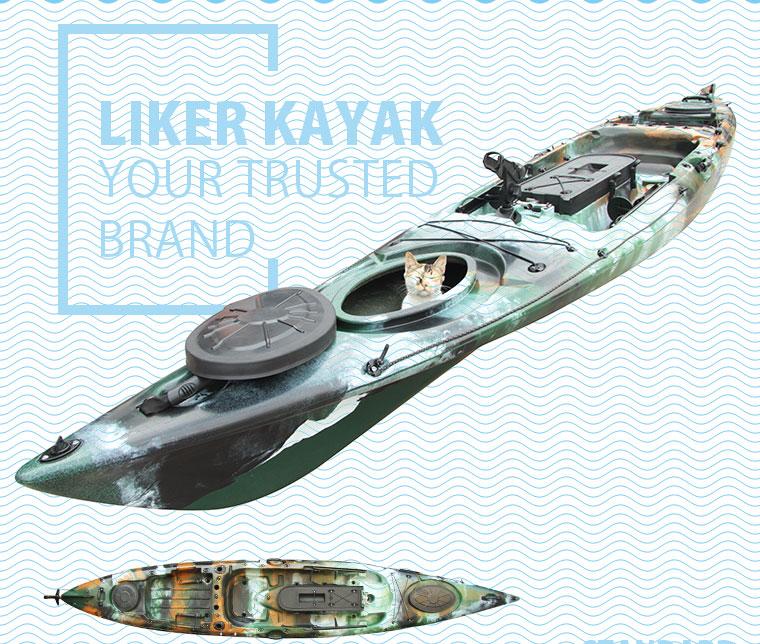 4.3m Fishing Boat Sale by Liker Kayak