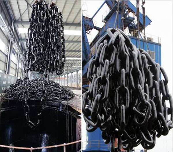 Shipbuilding Marine Mooring Anchor Chain for Sale