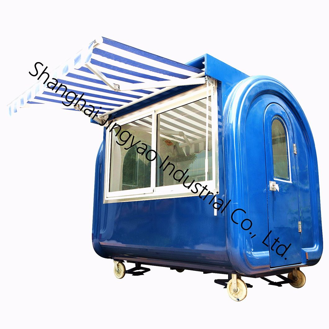 Hot Sale Mobile Catering Trailer/Mobile Food Truck/Mobile Restaurant Food Car