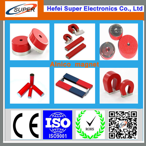 Wholesale Industrial U Shaped AlNiCo Magnet