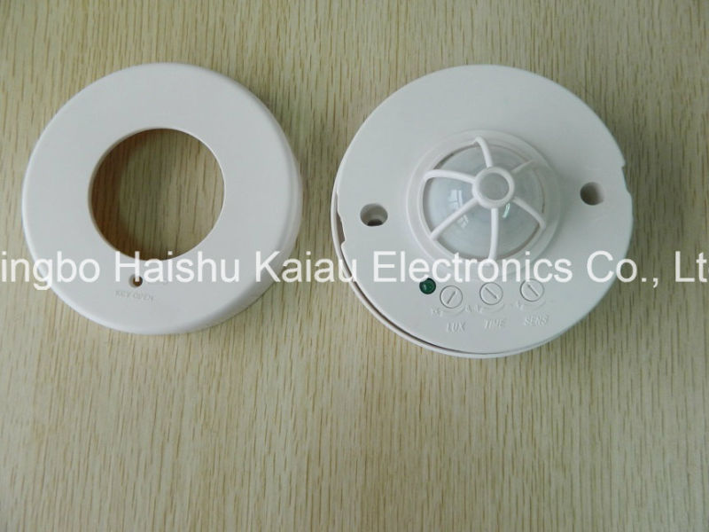 Three Detectors Ceiling Mount High Quality Infrared Motion Sensor Switch (KA-S02B)