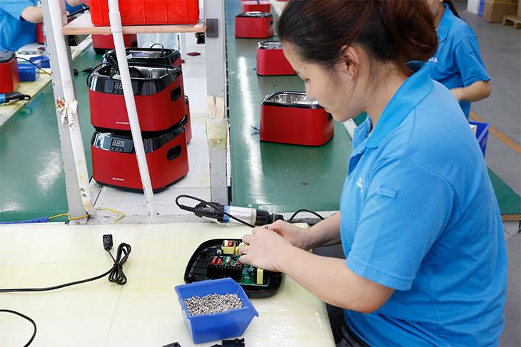 3.2L Digital Jewelry Ultrasonic Cleaner