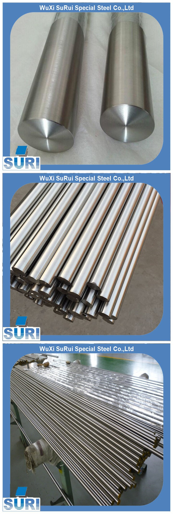 AISI630 17-4pH Stainless Steel Round Bar/Rods