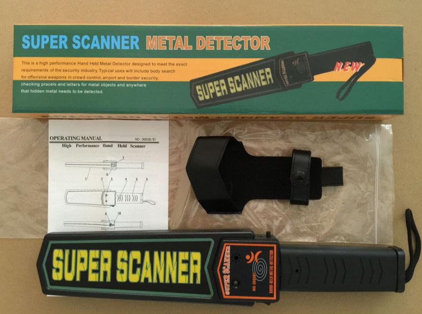 Super Scanner Metal Detector Locator/Super Scanner Metal Detectors (SYTCQ-05)