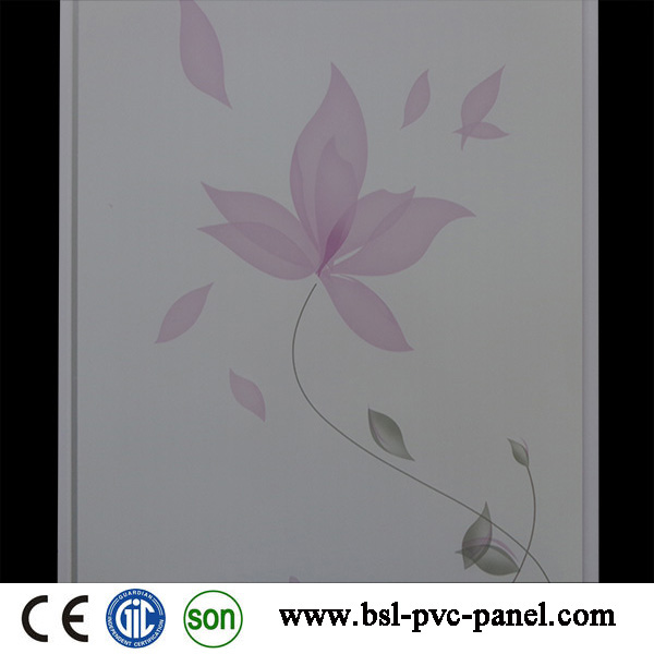 Hotstam PVC Panel PVC Ceiling PVC Board PVC Tiles PVC Profiles 25cm 7.5mm