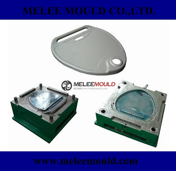 Plastic Toilet Flip-Open Cover Mould