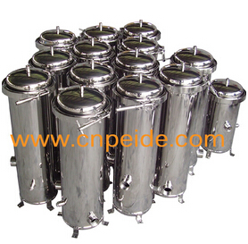 Industrial Cartridge Water Filter