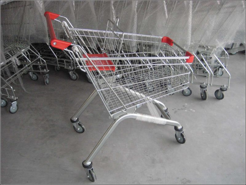 60-240L Shopping Trolley From Yuanda Company