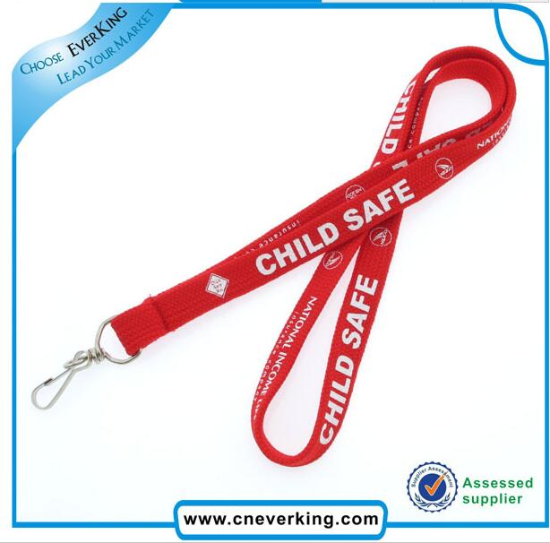 Hot Sell Printed Tube Lanyard with ID Card Holder