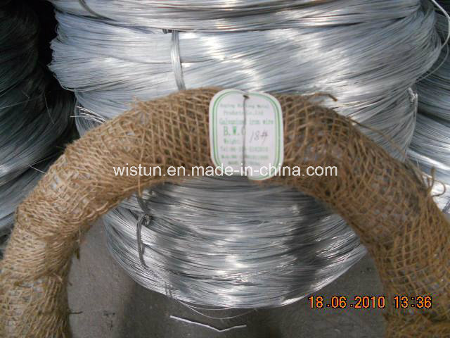 Ready Stocking Galvanzied Iron Wire/Hot Dipped Galvanized Wire