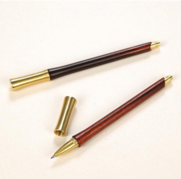 Rosewood Ballpoint Pen Writing Set Gift Set