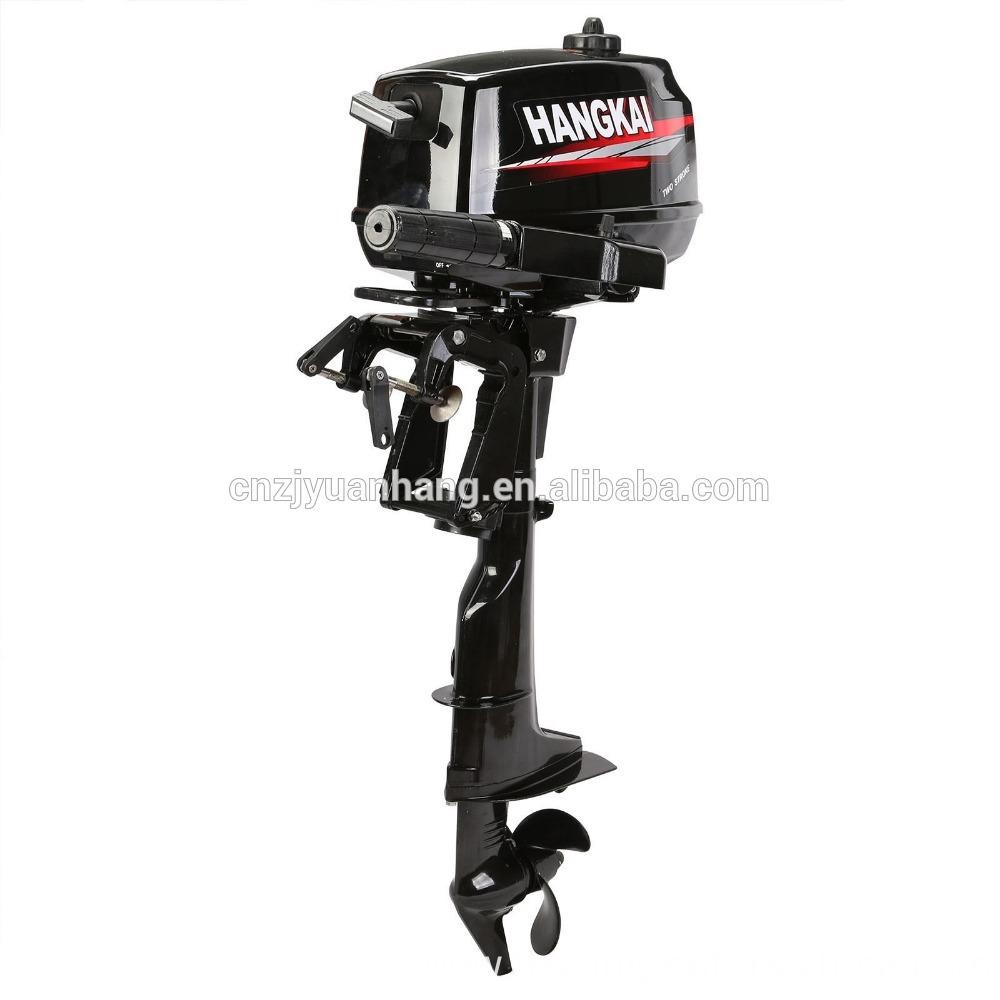 Hangkai 4 0hp 2 stroke outboard motor boat engine for for Hangkai 3 5 hp outboard motor manual