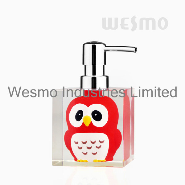 Children Style Polyresin Soap Dispenser (WBP0848A)