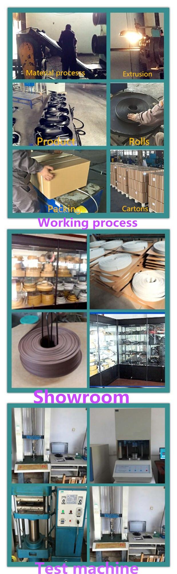 Supply High Strength PVC Profile