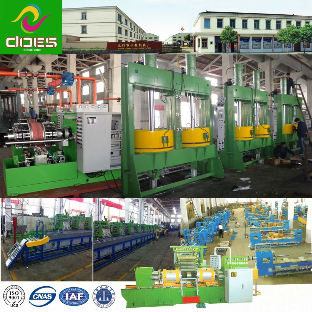 Automatic Loading Bead Wire Spring Turn-up Tyre Building Machine