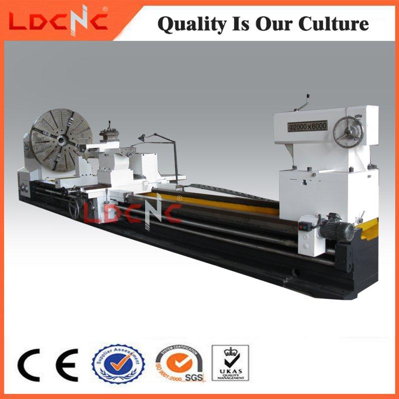 Cw61125 High Presion Manual Horizontal Heavy Duty Lathe Machine Price