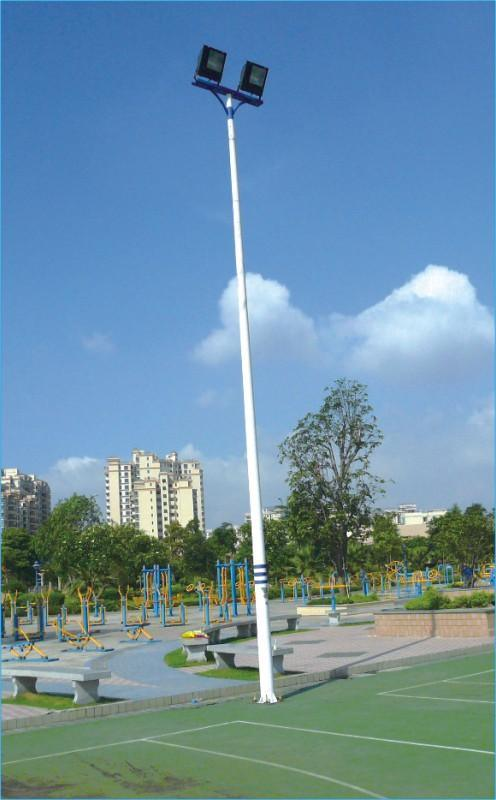 Customed Lighting Pole in China