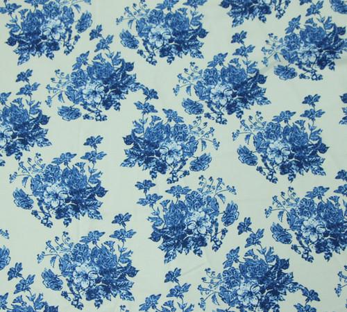 Porcelain Design Printed Fabric