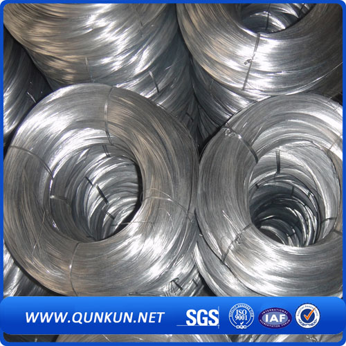 2016 Hot Sale 4mm Galvanized Wire Coil