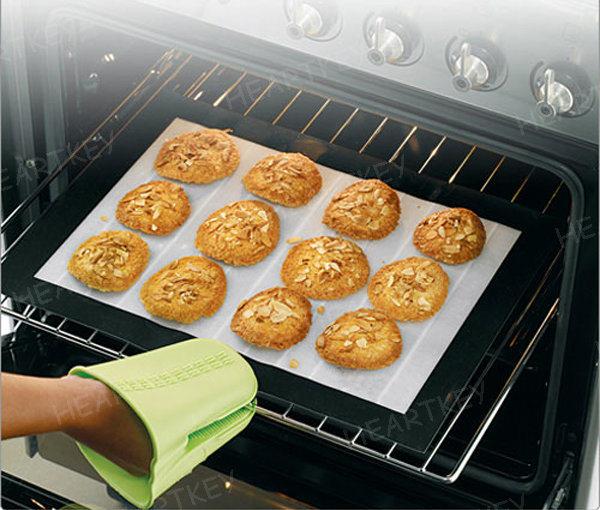 High Temperature Resist Non Stick Silicone Oven Mat