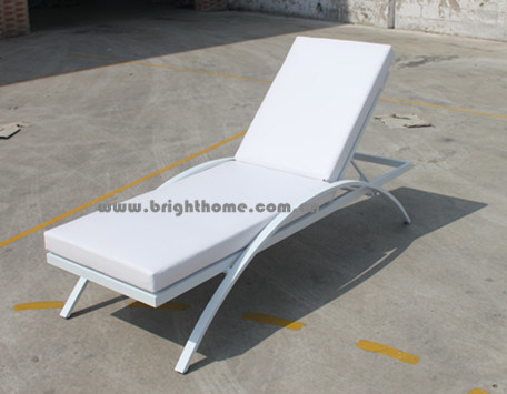 Aluminum Beach Chair Sunbed