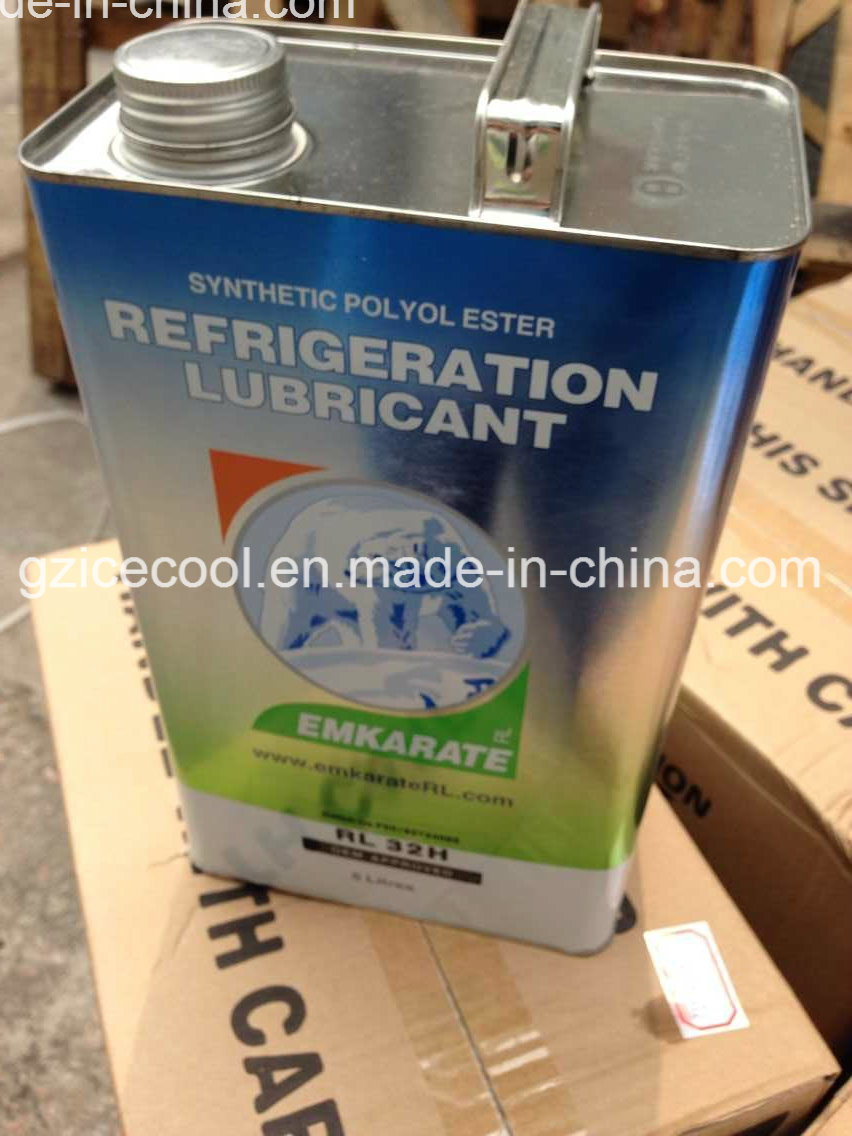 5L Emkarate Refrigeration Lubricant Oil Rl32h for Refrigeration Compressor