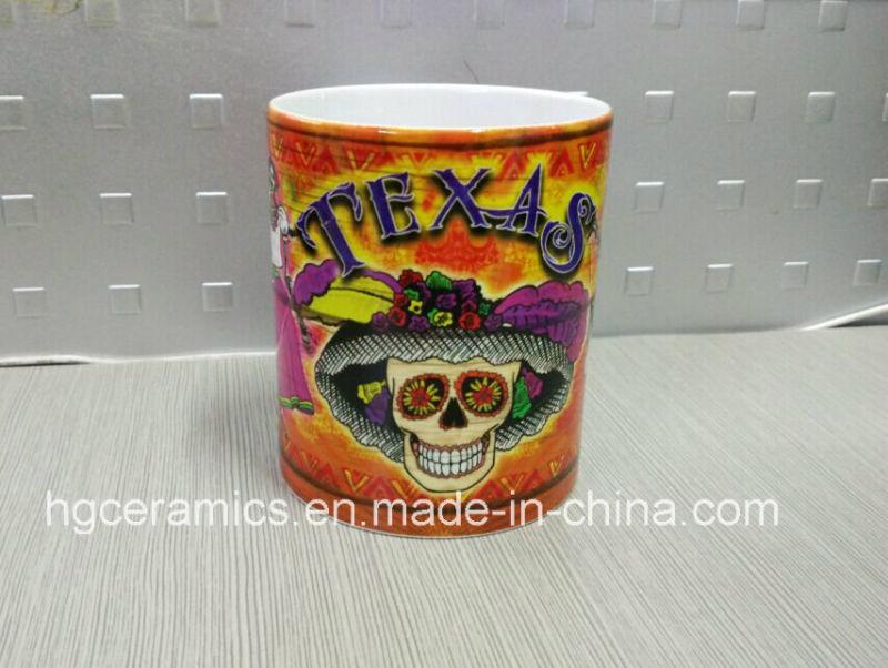 Sublimation Mug, 11oz Sublimation Coated Ceramic Mug