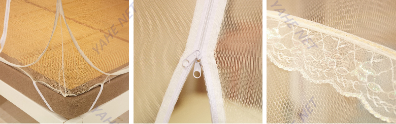 Cheap Portable Pop up Mosquito Net for Full Size Bed