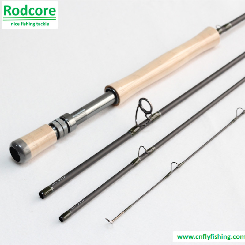 Primary Pr907-4 High Carbon Fast Action Fly Rod