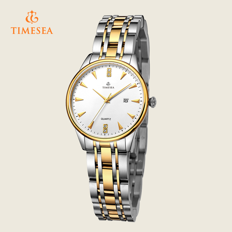 Luxury Ladies Quartz Watch with Analog Display 71119