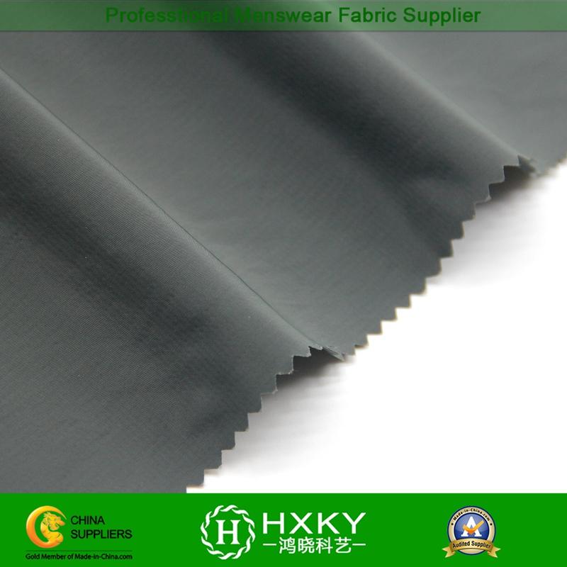 Down Coat Fabric Semi Memory Polyester Fabric