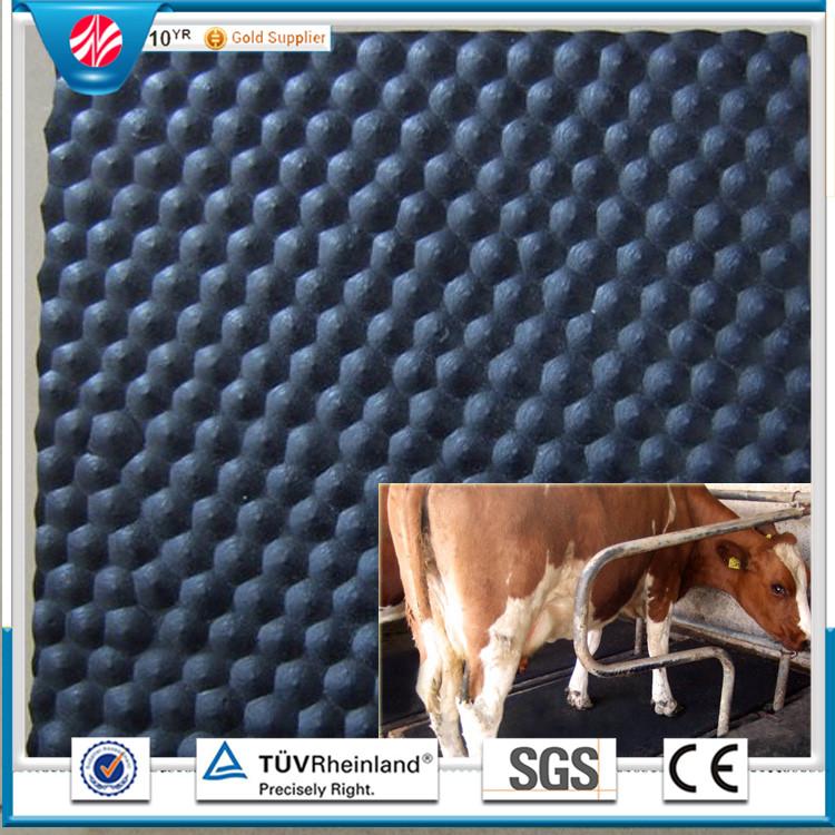 Best Seller Animal Rubber Mat, Horse Stall Mats, Anti-Fatigue Mat Rubber Mat for Cow, Cow Rubber Mat