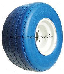 China Factory Directly Supply PU Foam Wheel 3.50-8, 4.00-8