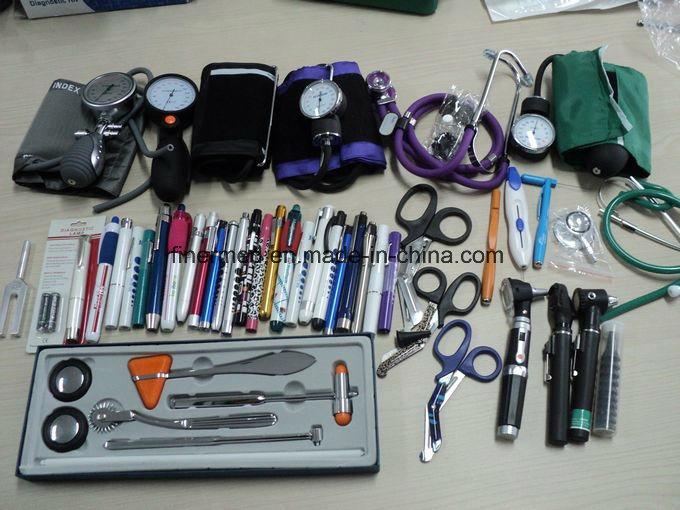 Emergency Medical Disposable Pupil Gauge Penlight