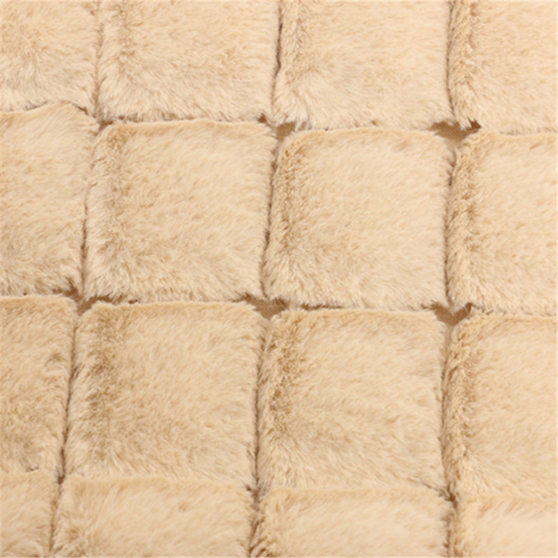 Block 100% Polyester of Woolen Women Overcoat Fabric